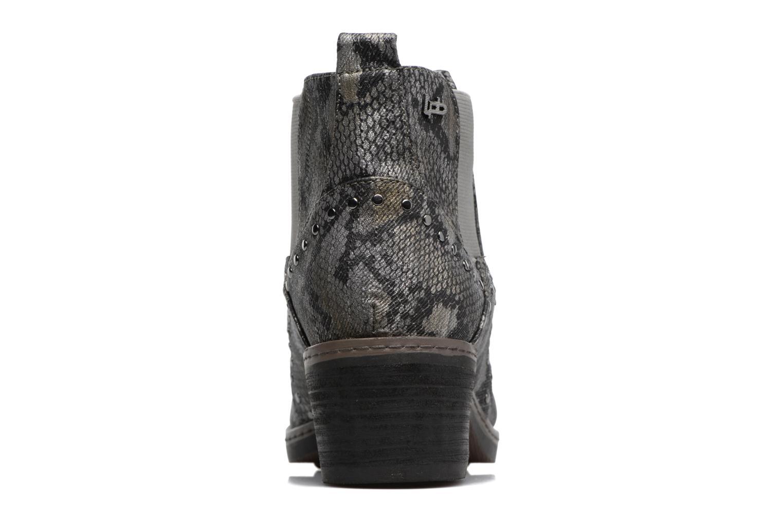 Bottines et boots Les P'tites Bombes Carole Gris vue droite