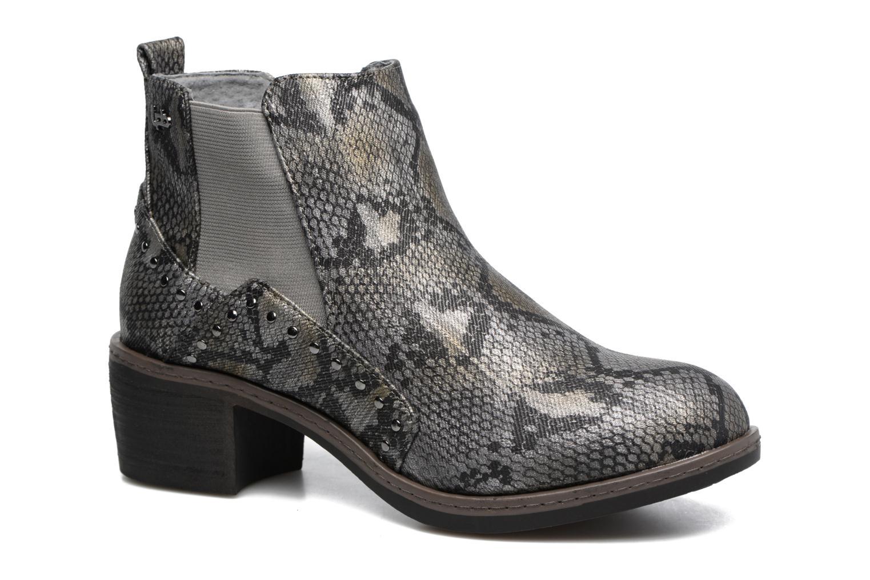 Bottines et boots Les P'tites Bombes Carole Gris vue détail/paire