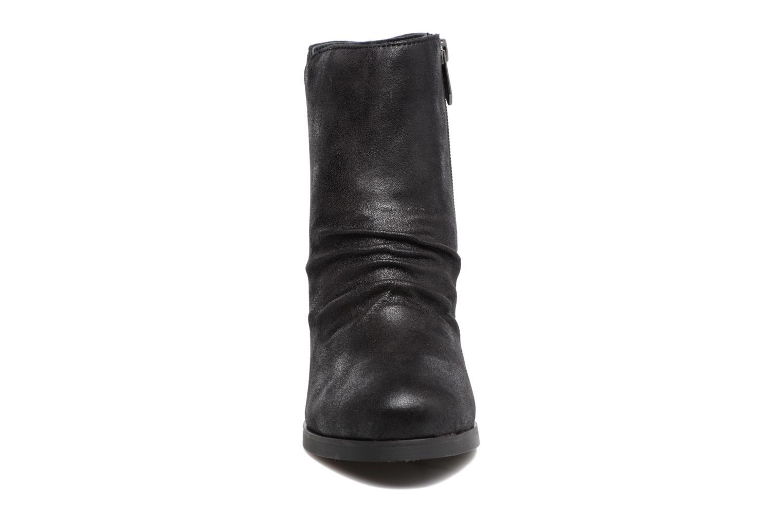 Boots en enkellaarsjes Les P'tites Bombes Claire Zwart model