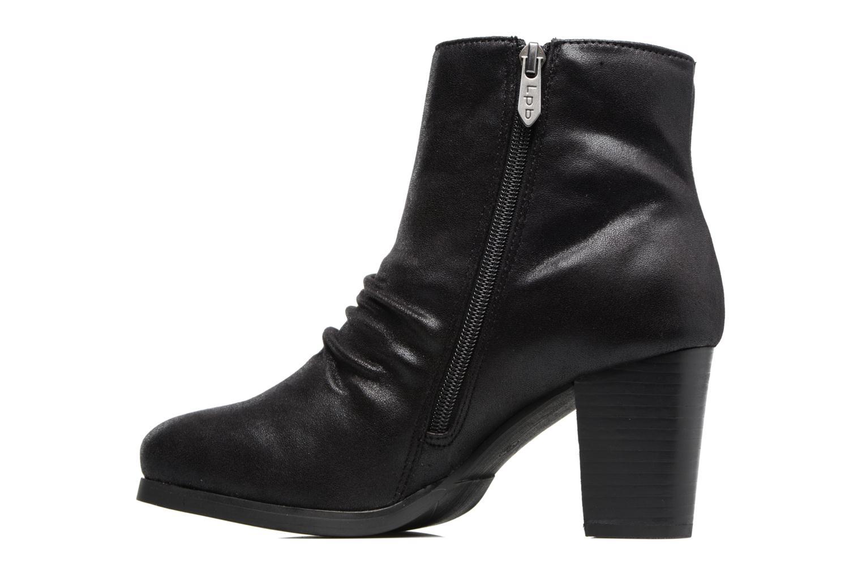 Boots en enkellaarsjes Les P'tites Bombes Claire Zwart voorkant