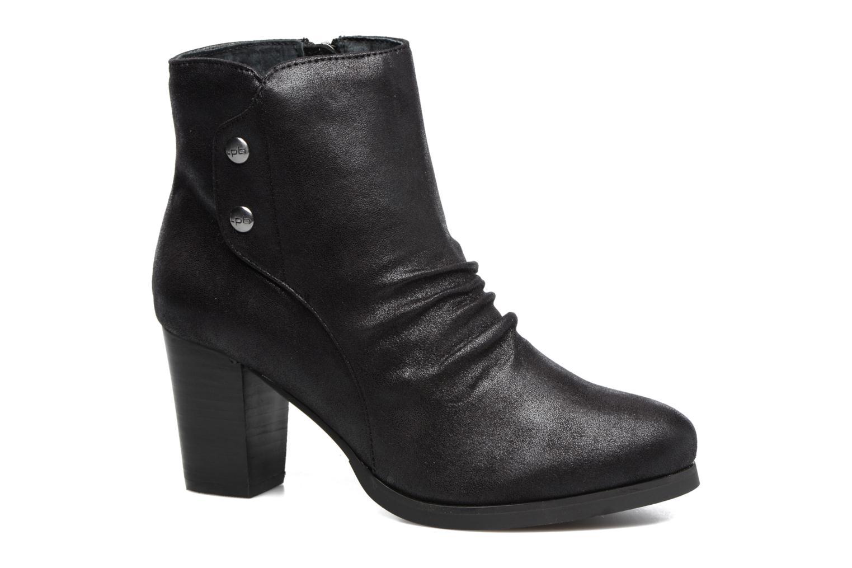Boots en enkellaarsjes Les P'tites Bombes Claire Zwart detail