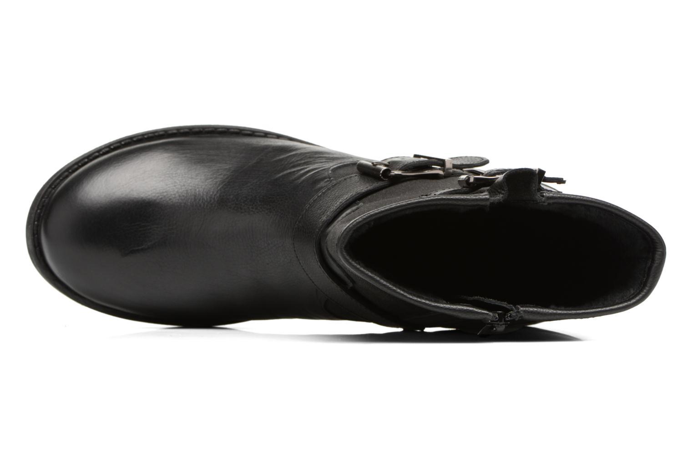 Bottines et boots Les Tropéziennes par M Belarbi Lakao Noir vue gauche
