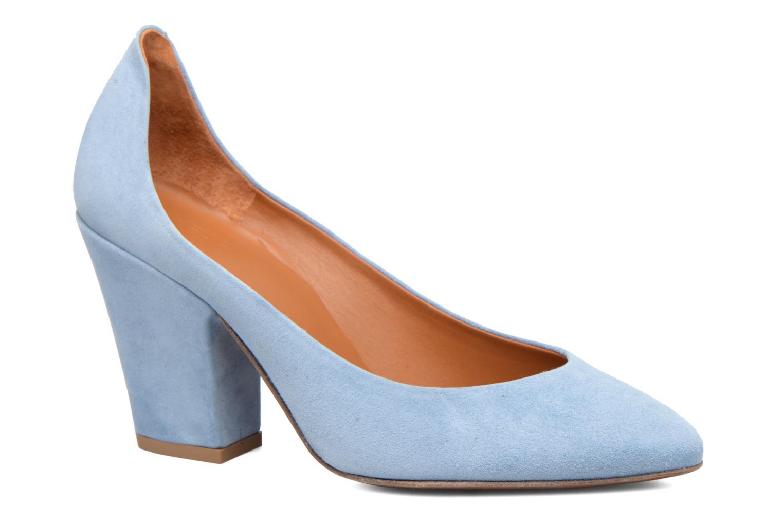 Zapatos promocionales By Far Niki Pump (Azul) - Zapatos de tacón   Gran descuento