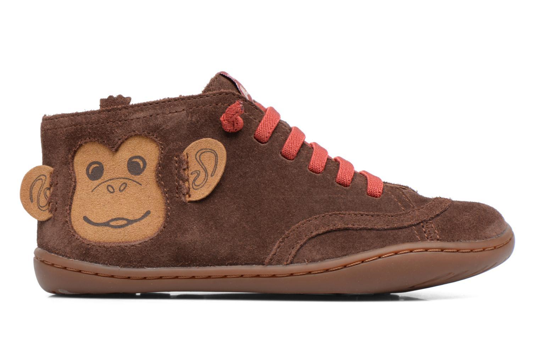 Bottines et boots Camper TWS Monkey Marron vue derrière