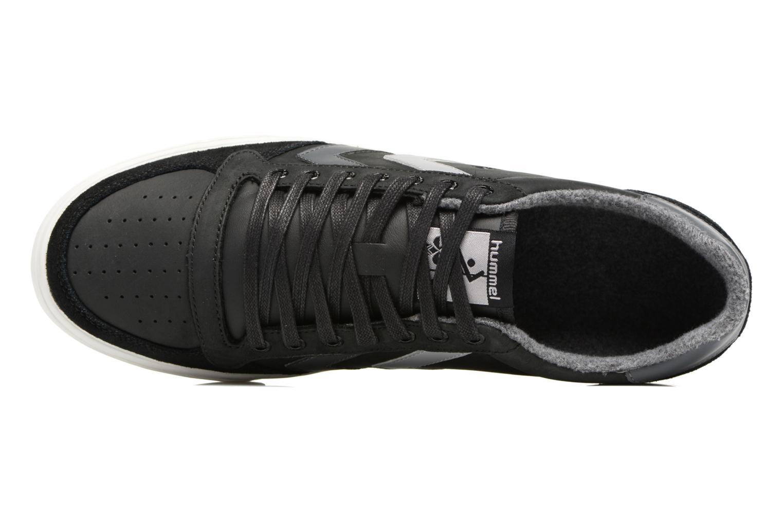 Sneakers Hummel Slimmer Stadil Duo Oiled Low Zwart links