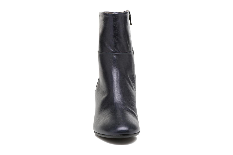 Bottines et boots Georgia Rose Anlala Bleu vue portées chaussures