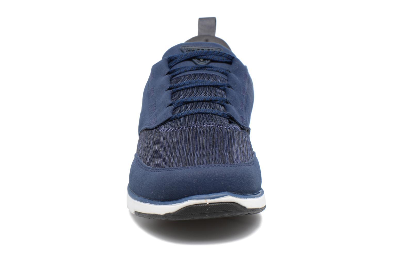 Baskets Lacoste L.IGHT 317 5 Bleu vue portées chaussures