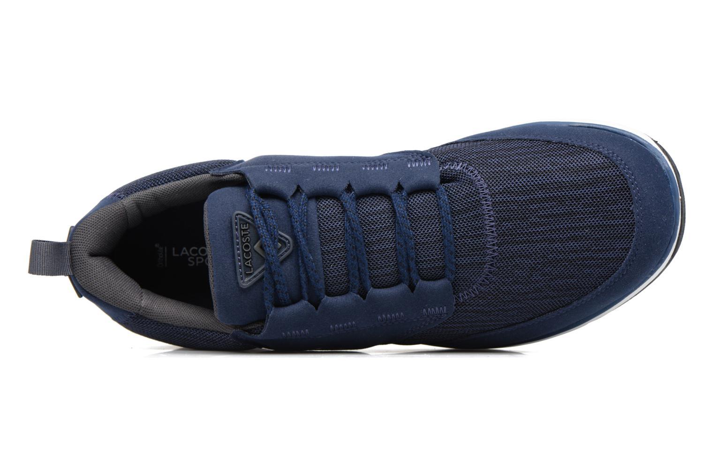 Baskets Lacoste L.IGHT 317 5 Bleu vue gauche