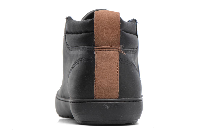 Baskets Lacoste AMPTHILL TERRA 317 1 Noir vue droite