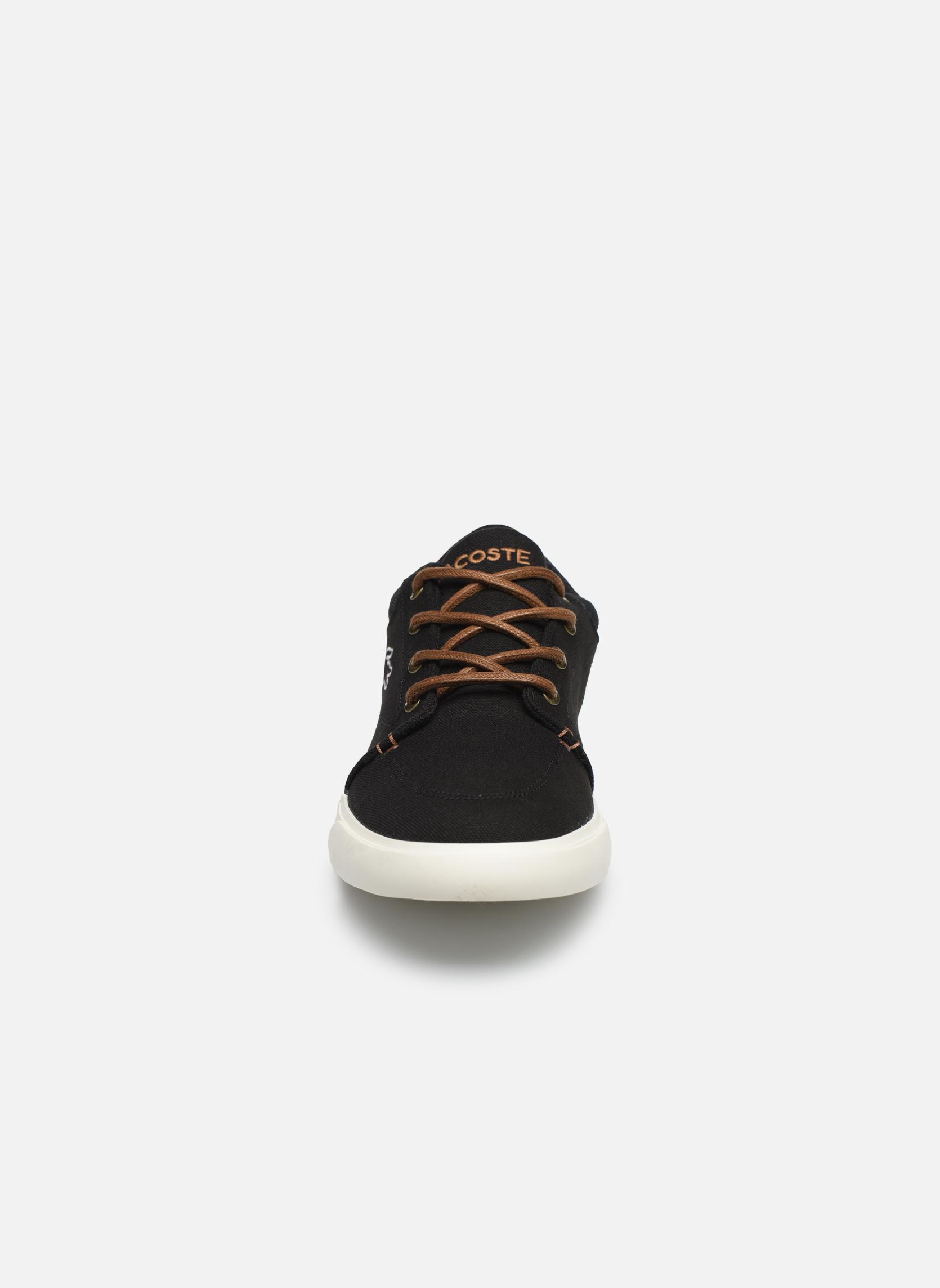 Baskets Lacoste BAYLISS VULC 317 2 Noir vue portées chaussures