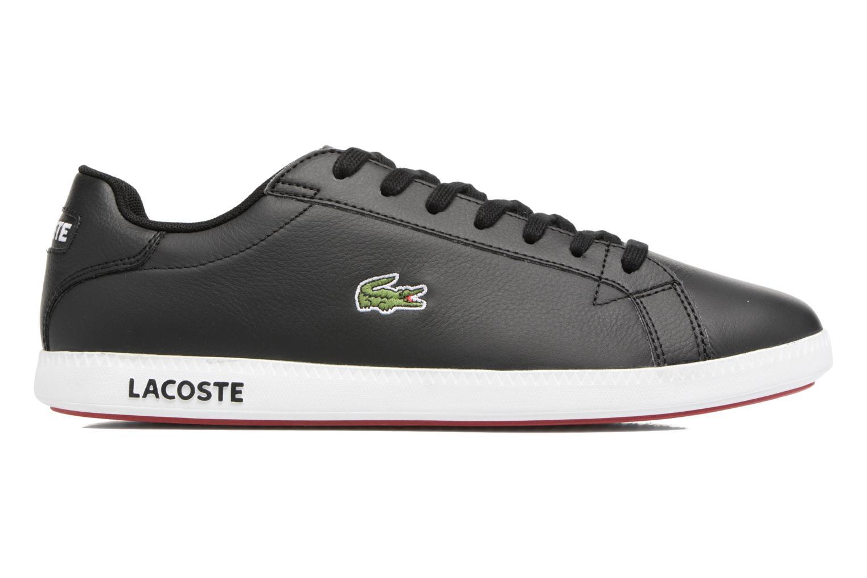 Sneakers Lacoste GRADUATE LCR3 SPM Zwart achterkant