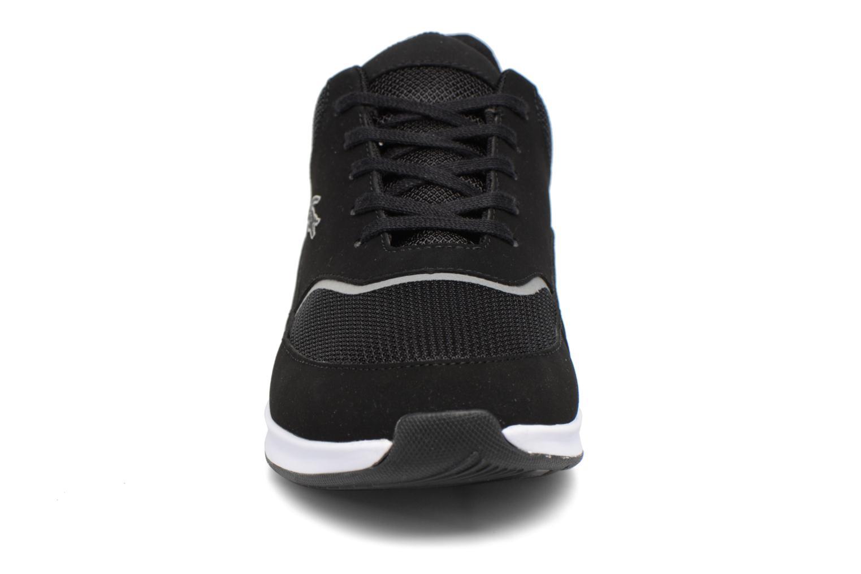 Baskets Lacoste Chaumont Lace 317 2 Noir vue portées chaussures