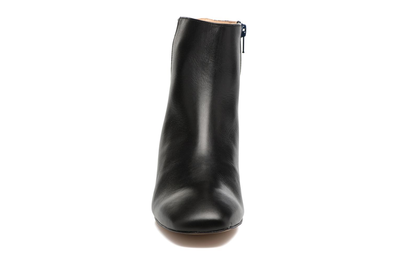 Bottines et boots Georgia Rose Serpenta Noir vue portées chaussures