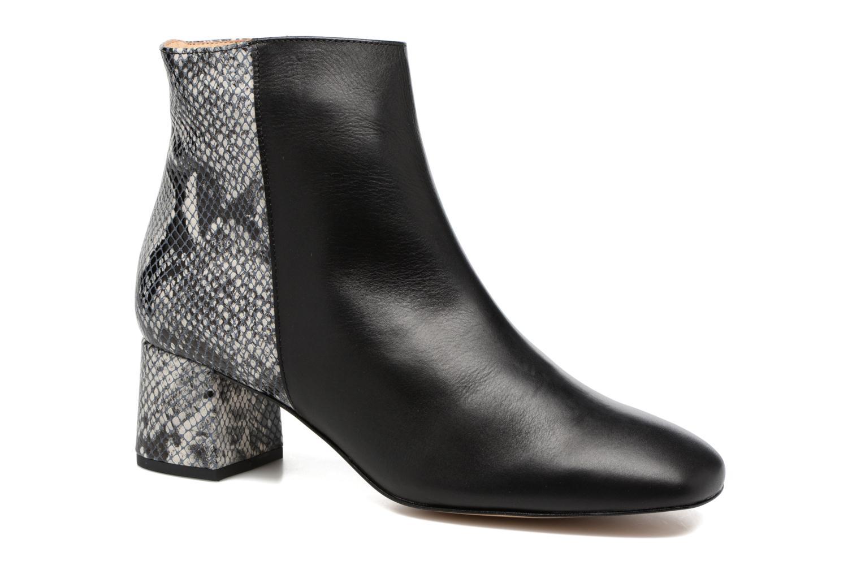Grandes descuentos últimos zapatos Georgia Rose Serpenta (Negro) - Botines  Descuento