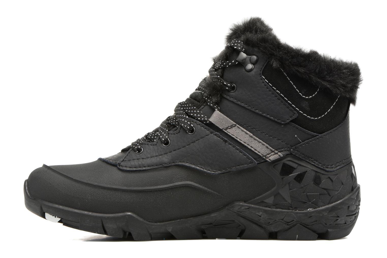 Chaussures de sport Merrell Aurora 6 Ice+ Wtpf Noir vue face