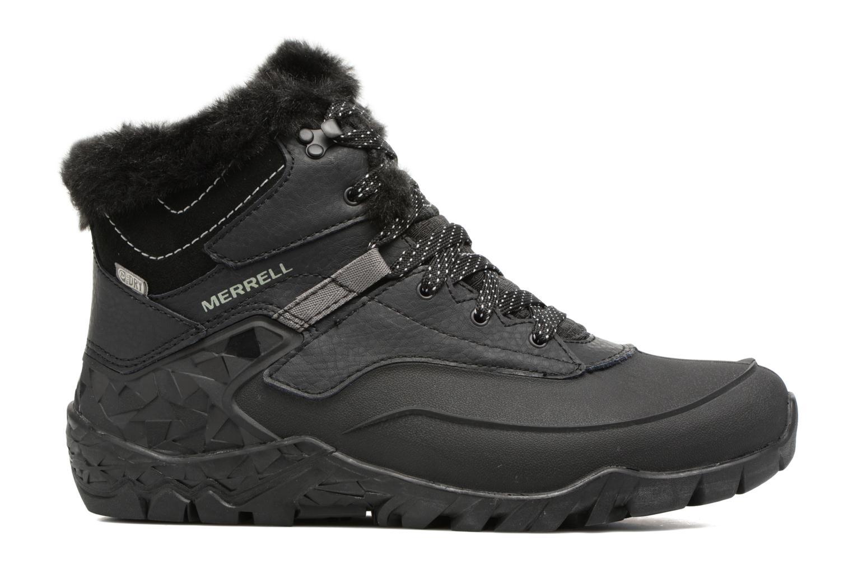 Chaussures de sport Merrell Aurora 6 Ice+ Wtpf Noir vue derrière
