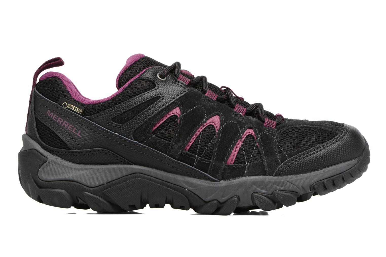 Chaussures de sport Merrell Outmost Vent Gtx Noir vue derrière