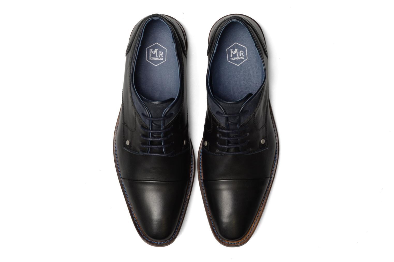 Chaussures à lacets Mr SARENZA Walber Noir vue portées chaussures