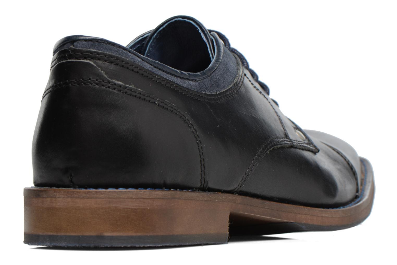 Chaussures à lacets Mr SARENZA Walber Noir vue face