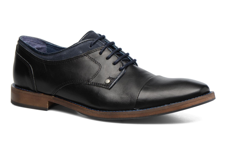 Chaussures à lacets Mr SARENZA Walber Noir vue droite