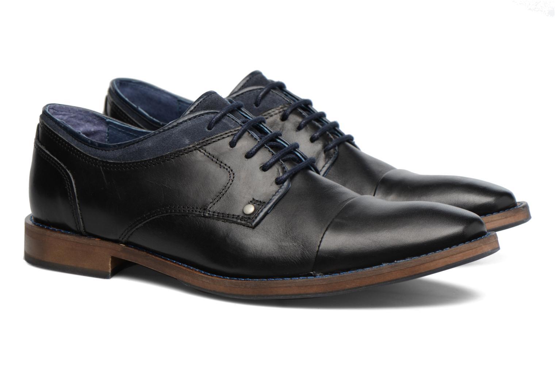Chaussures à lacets Mr SARENZA Walber Noir vue derrière