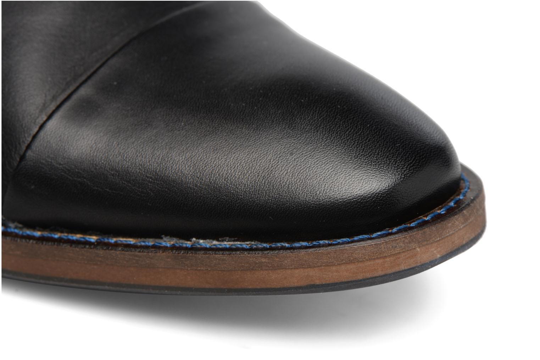 Chaussures à lacets Mr SARENZA Walber Noir vue gauche