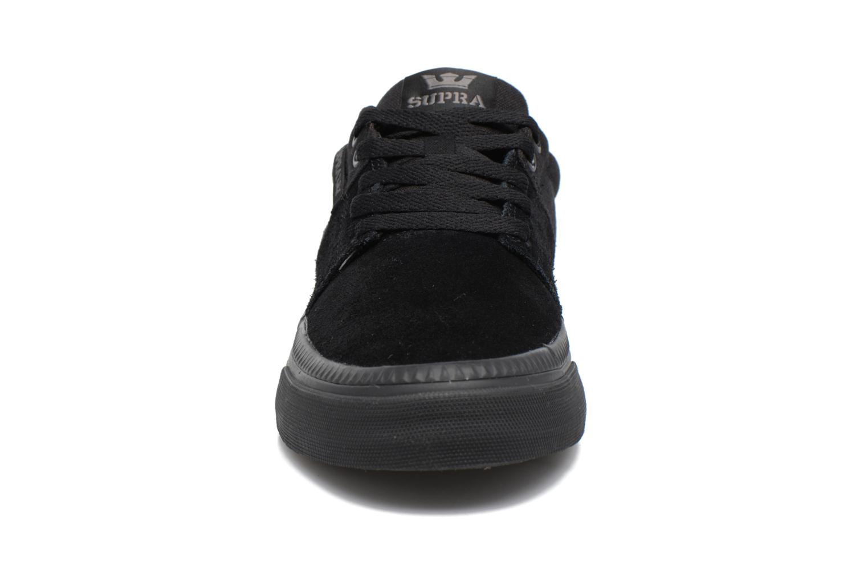 Baskets Supra Stacks II Vulc Hf Noir vue portées chaussures