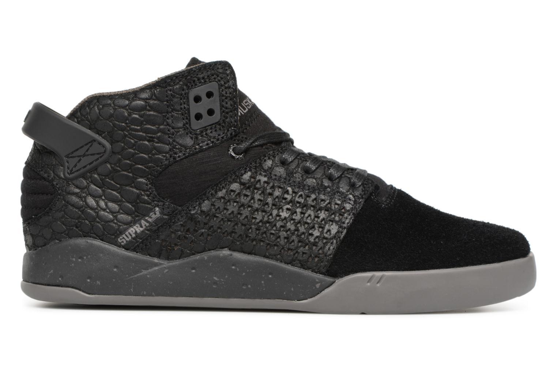 Sneakers Supra Skytop 3 Zwart achterkant