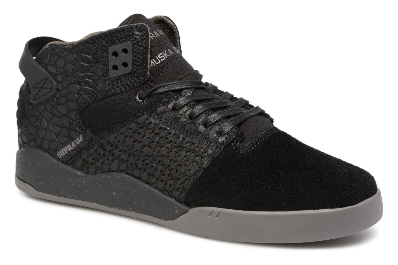 Sneakers Supra Skytop 3 Zwart detail