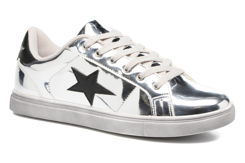 Vero Moda Star Sneaker Plateado 4nYne