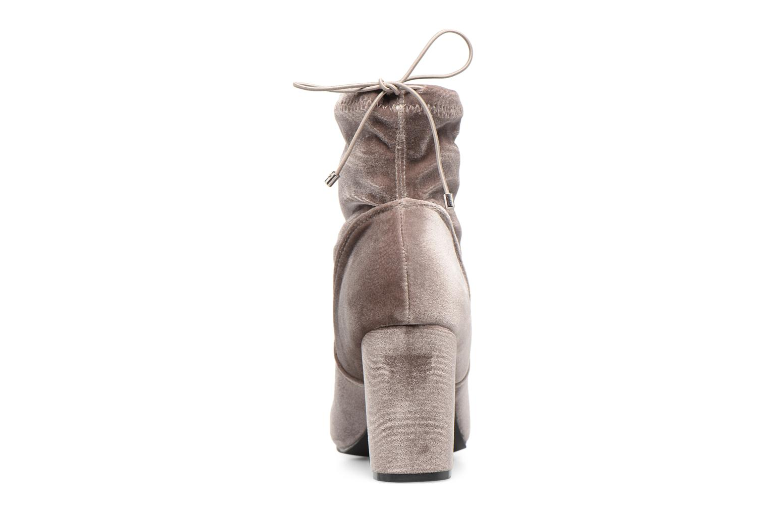 Ankle boots Vero Moda Lela boot Grey view from the right