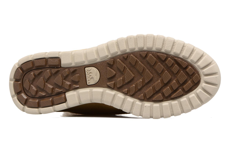Chaussures de sport Sorel Cozy Joan Marron vue haut