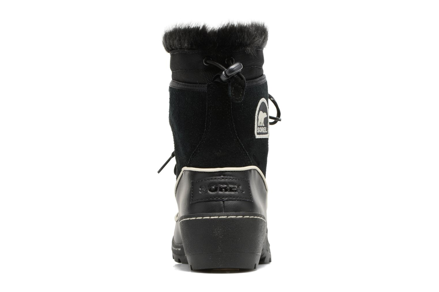Sport shoes Sorel Torino Black view from the right