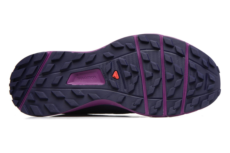Sportschoenen Salomon Sense Ride W Blauw boven