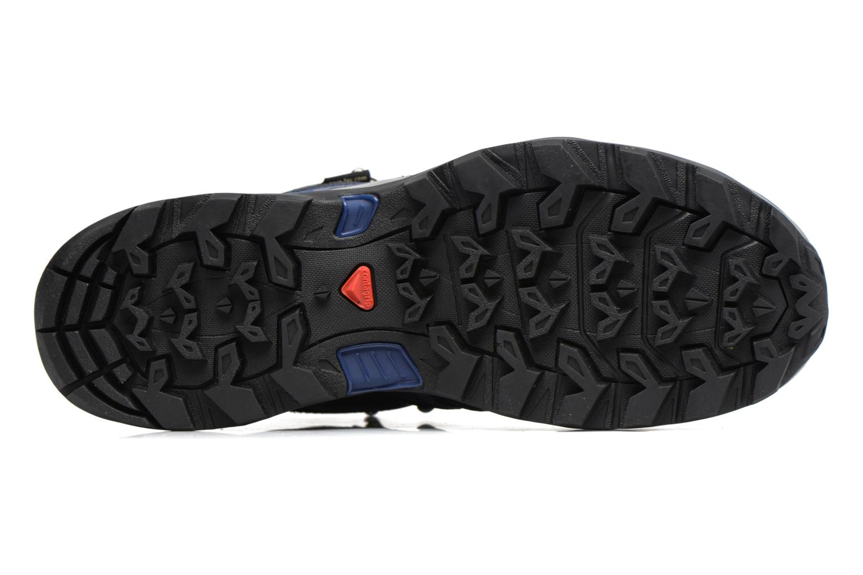 Zapatillas de deporte Salomon X Ultra 3 Mid Gtx W Azul vista de arriba