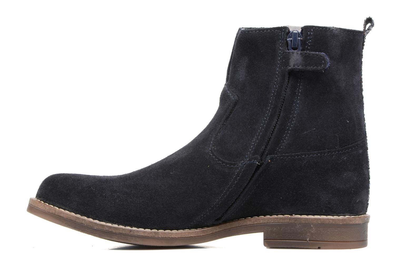 Bottines et boots Minibel Nour Bleu vue face
