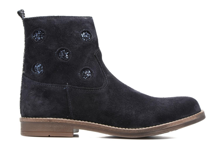 Bottines et boots Minibel Nour Bleu vue derrière