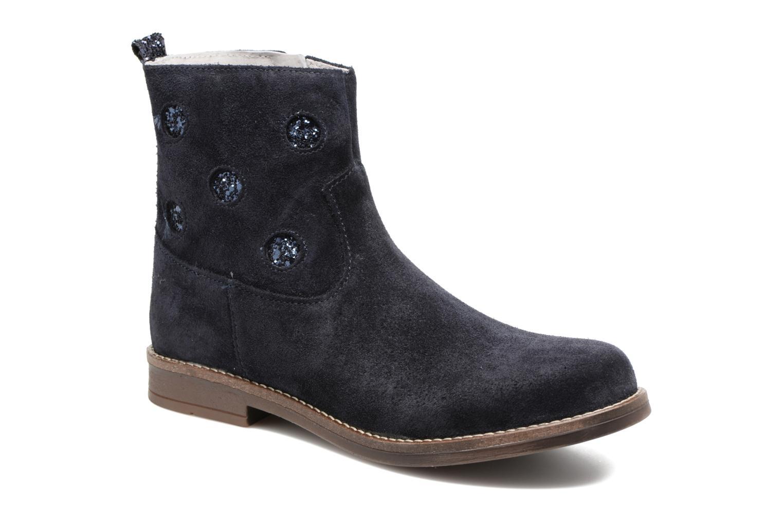 Bottines et boots Minibel Nour Bleu vue détail/paire
