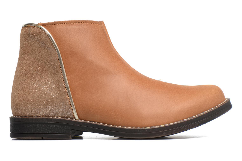 Bottines et boots Minibel Nubian Marron vue derrière