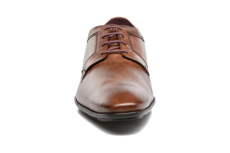 Chaussures à lacets Le Formier Mitford 45V2 Marron vue portées chaussures