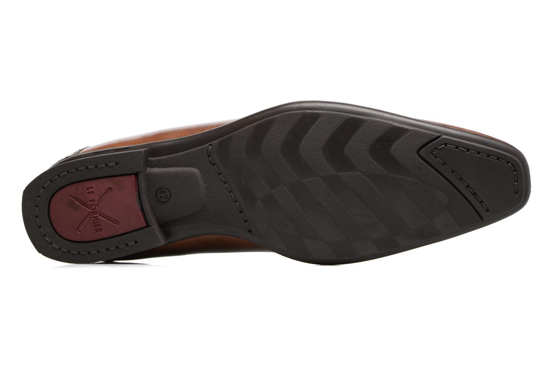 Chaussures à lacets Le Formier Mitford 45V2 Marron vue haut