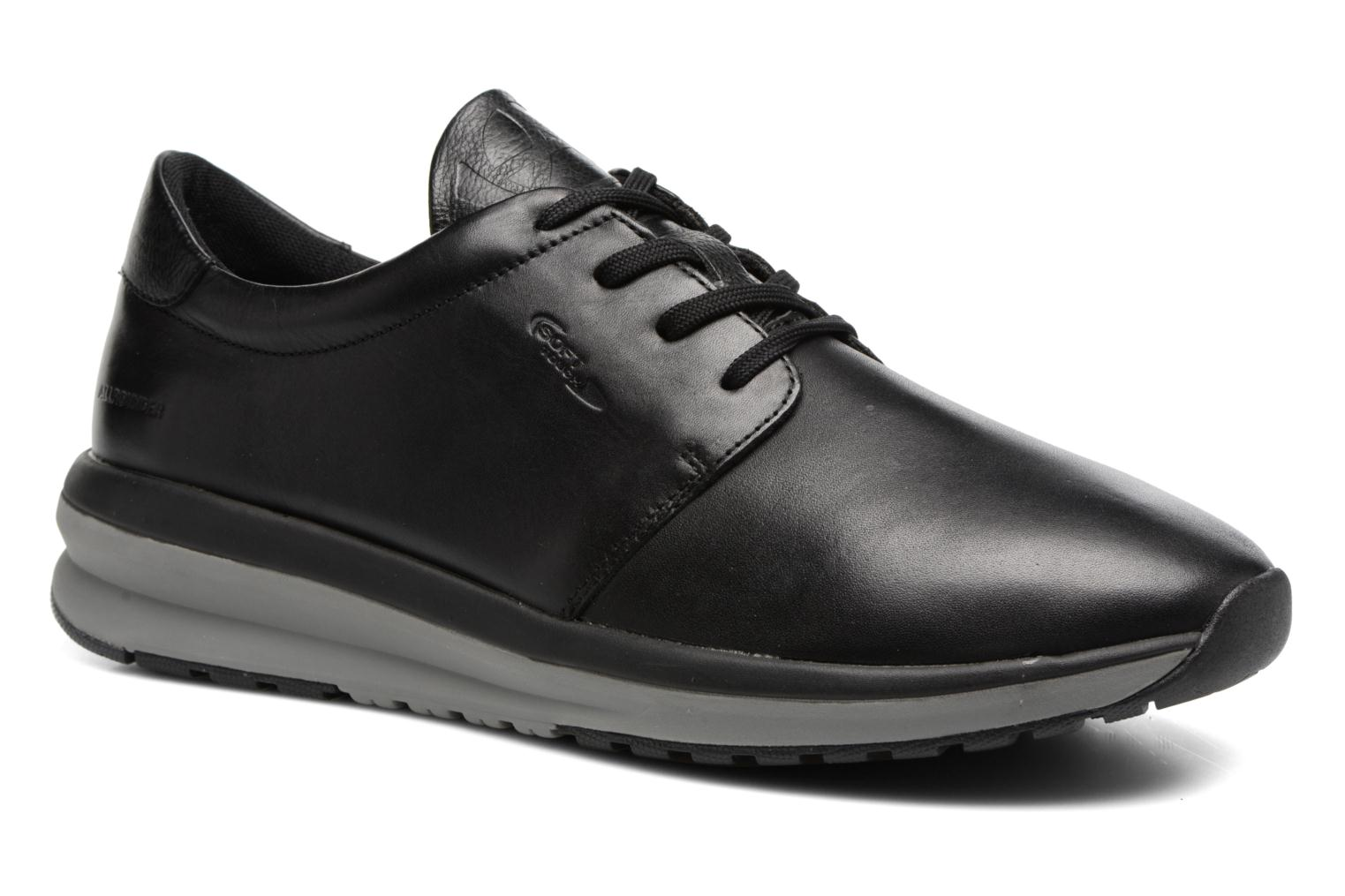Marques Chaussure homme Allrounder by Mephisto homme Etax Burnish Black