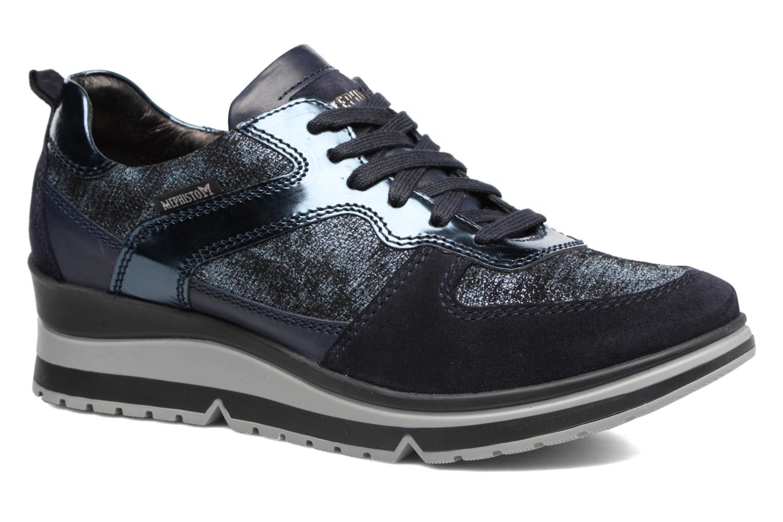 Mephisto - Damen - Vicky 2 - Sneaker - blau Ebay Zum Verkauf Günstig Kaufen Hohe Qualität Günstig Online Erscheinungsdaten Günstigen Preis NUFHO6GLj