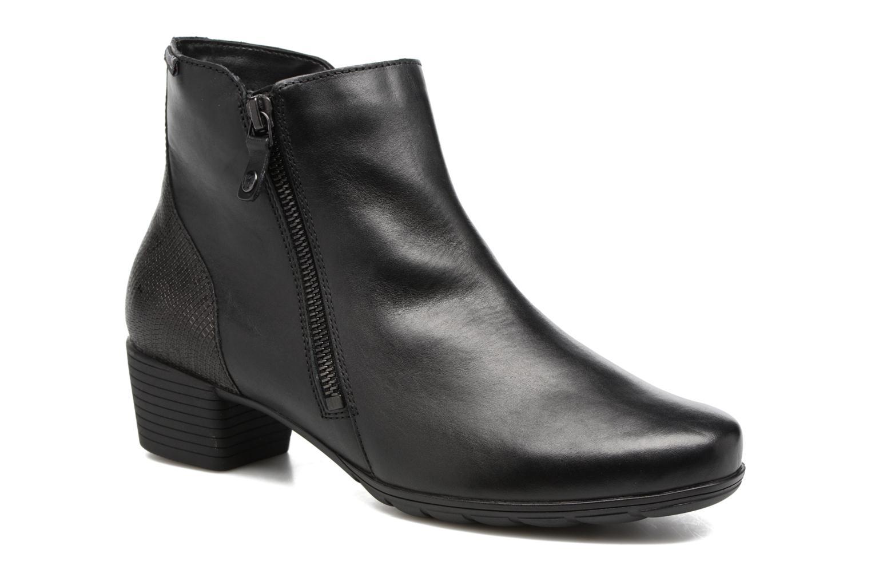 Grandes descuentos últimos zapatos Mephisto Ines (Negro) - Botines  Descuento