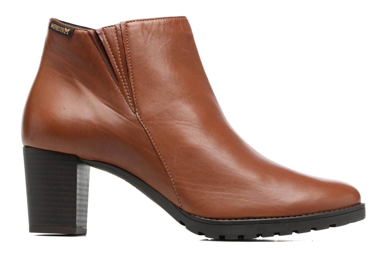 Bottines et boots Mephisto Jamila Marron vue derrière