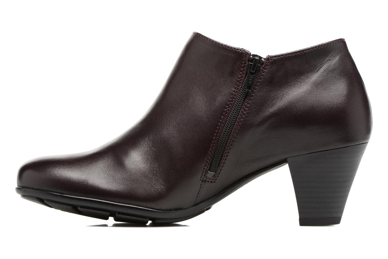 Bottines et boots Mephisto Bianka Rouge vue face