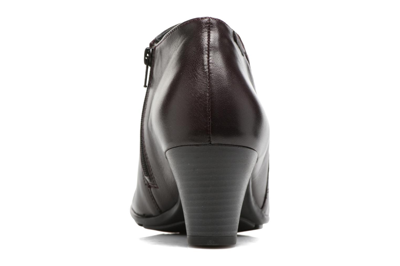 Bottines et boots Mephisto Bianka Rouge vue droite