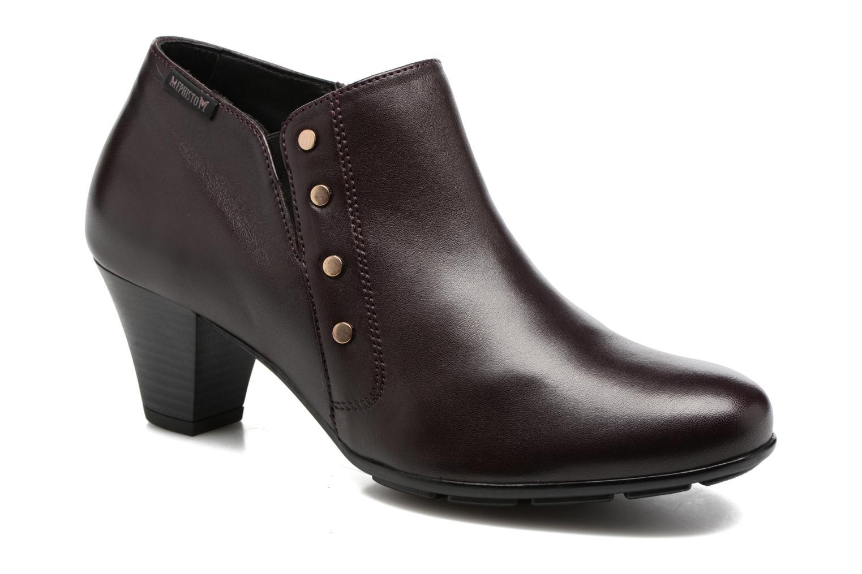 Bottines et boots Mephisto Bianka Rouge vue détail/paire
