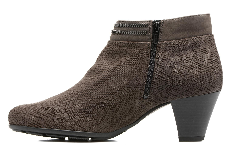 Boots en enkellaarsjes Mephisto Britie Grijs voorkant
