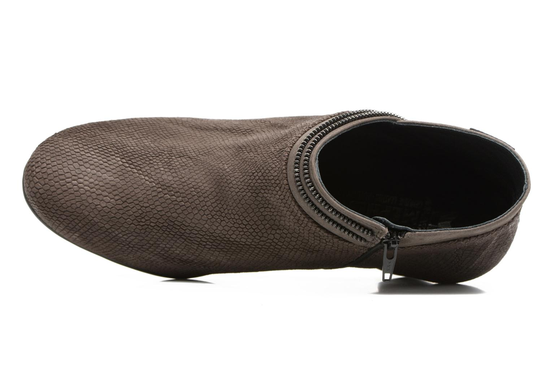 Bottines et boots Mephisto Britie Gris vue gauche